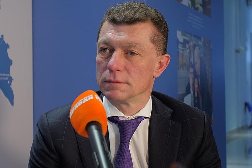 Интервью целиком с министром труда и соцзащиты Максимом Топилиным читайте скоро на сайте «КП»
