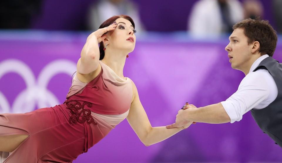 Российская пара Соловьев - Боброва - пятые на Олимпиаде.