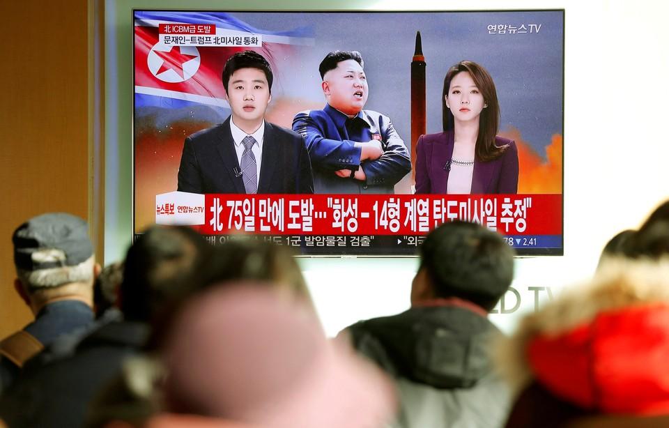 Жителей США тревожит развитие ядерной и ракетной программ КНДР