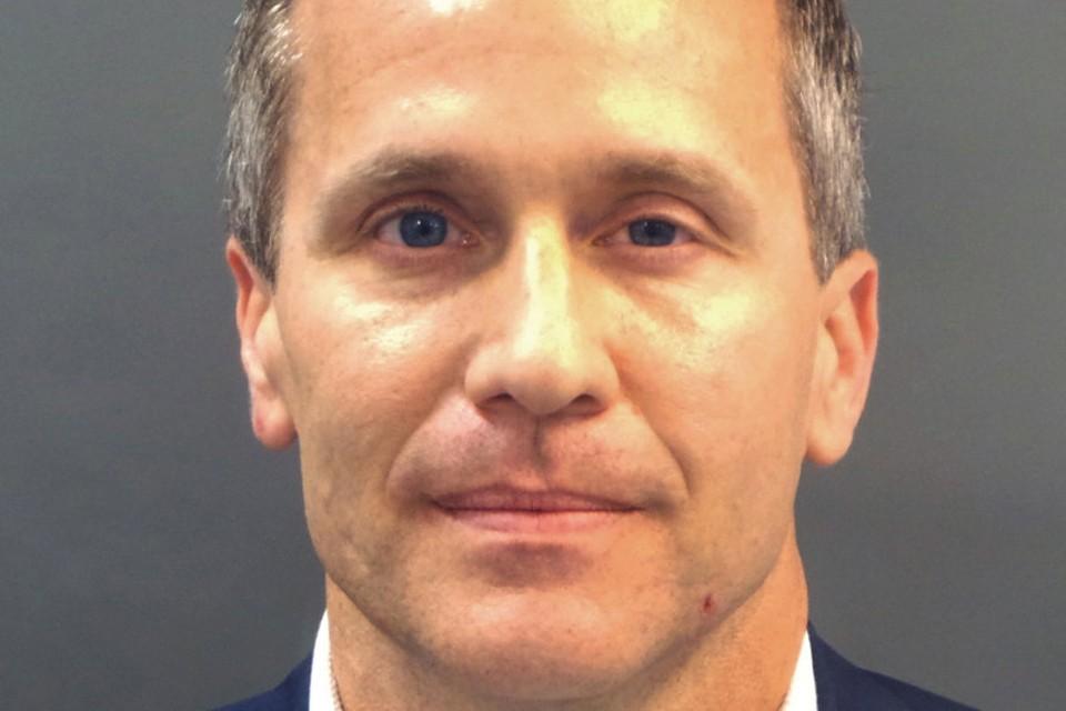 Губернатор штата Миссури Эрик Грейтенс