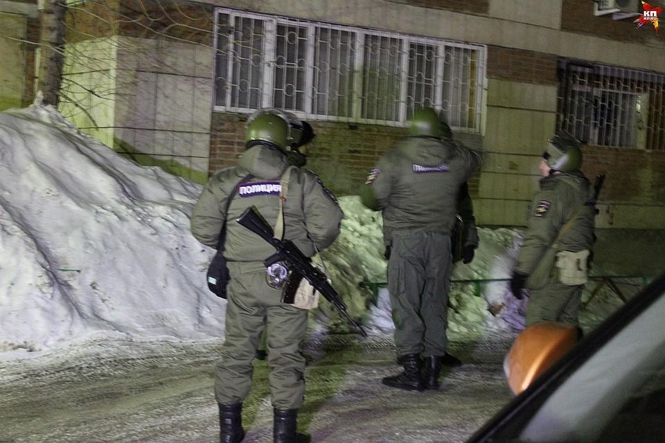 Во время задержания пьяного дебошира погиб сотрудник Росгвардии