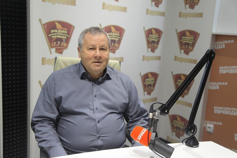 Павел Пантелеевич.