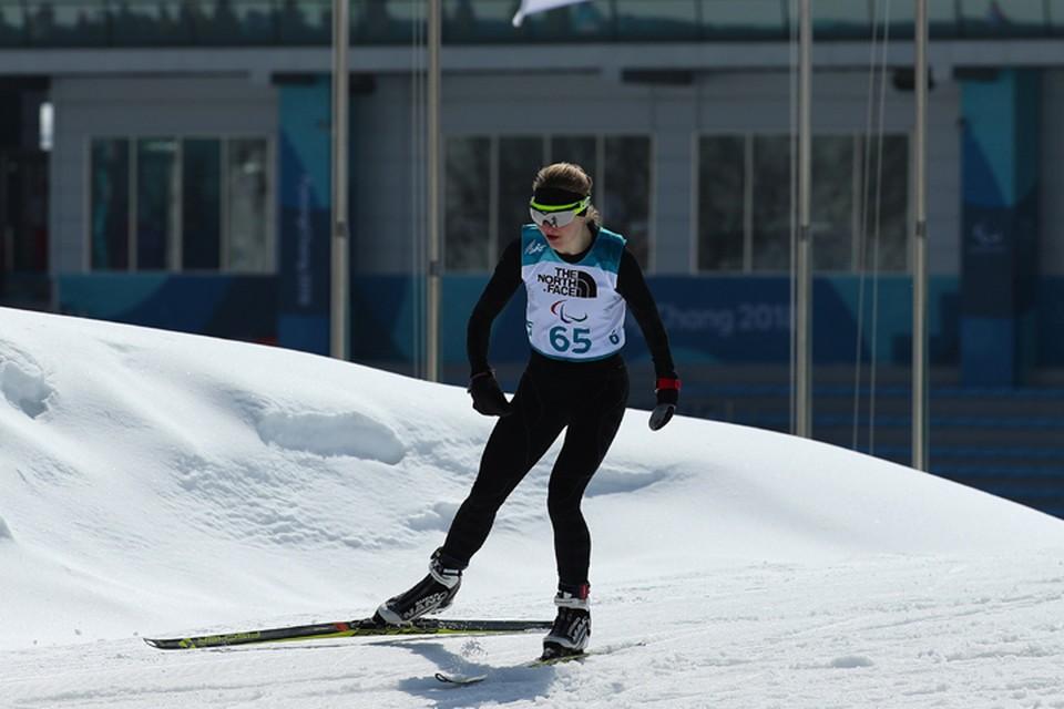 Екатерина Румянцева на победной дистанции Фото: Владимир Смирнов/ТАСС
