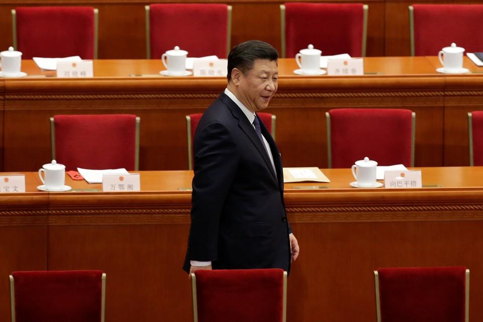 Председатель КНР Си Цзиньпин сможет править бессрочно