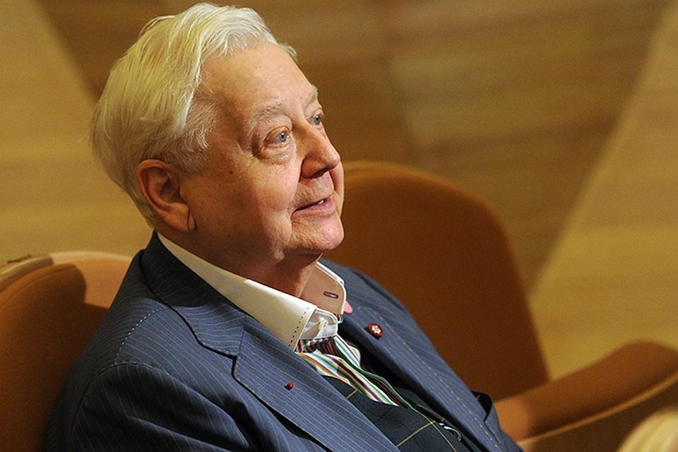 В Москве после продолжительной болезни скончался Олег Табаков