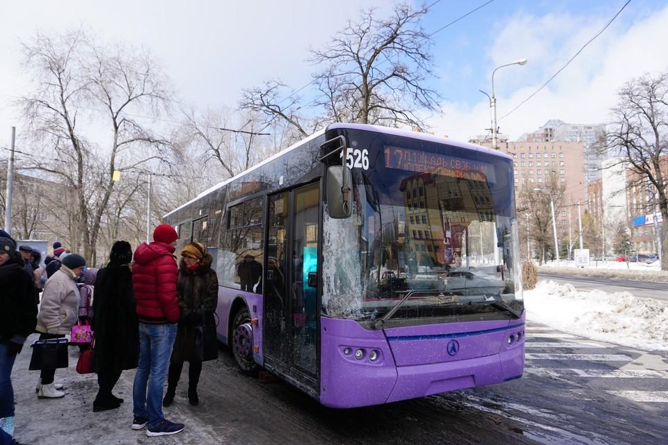 Самый доступный и экологически-чистый транспорт ни на один день не прекращал работу в военном Донецке.