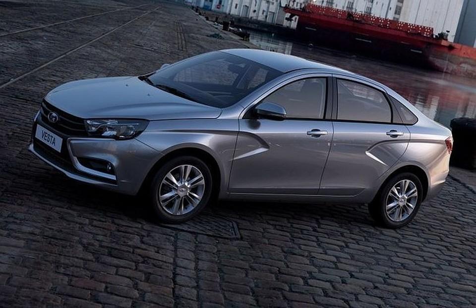 LADA Vesta была признана самых экономичным автомобилем в своем сегменте