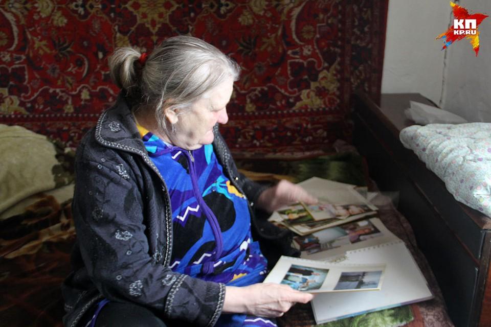 11-летняя внучка Татьяны Сергеевны - Таня оказалась в списках пропавших без вести