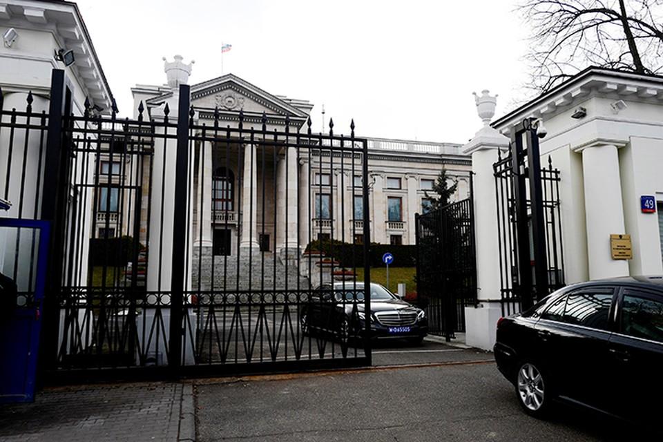 Российских дипломатов решили выслать 14 стран ЕС