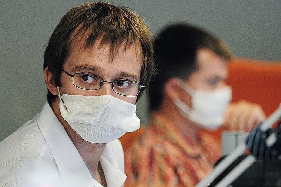 Грипп в Молдове набирает обороты: в больницы попадает все больше людей