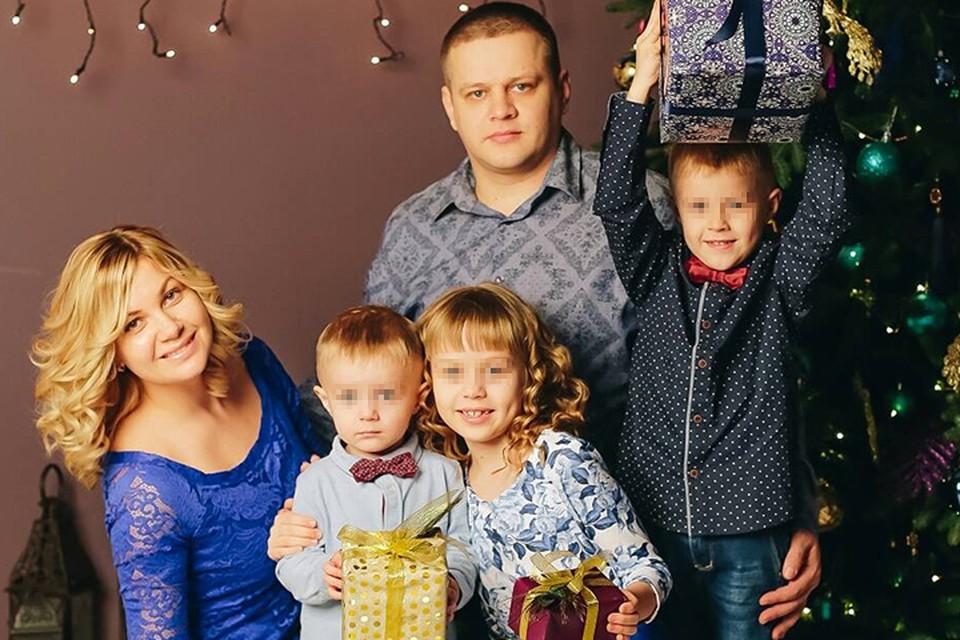 Игорь Востриков потерял на пожаре в «Зимней вишне» трех своих детей