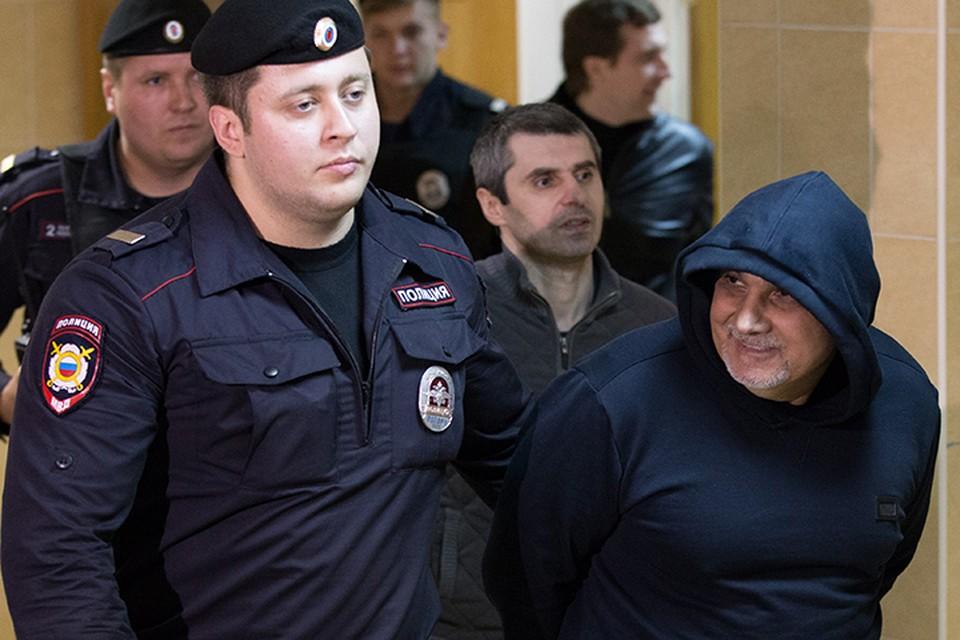 В 90-е, как рассказывают, Калашов контролировал в Москве кавказские группировки. Фото: Сергей Бобылев/ТАСС