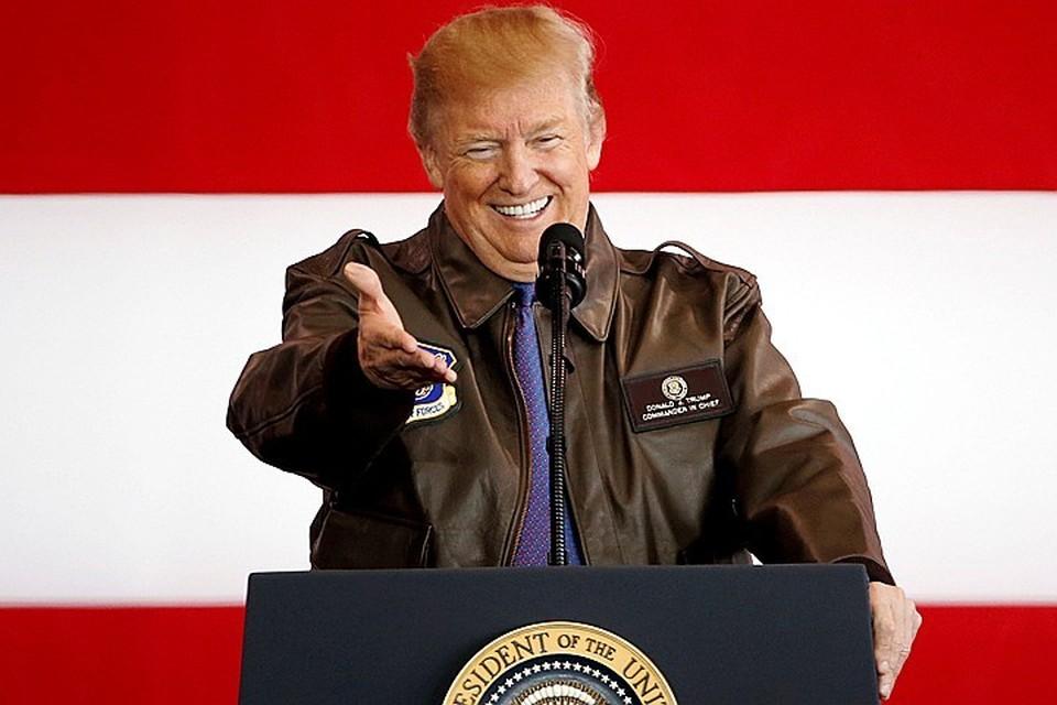 Трамп жаждет протянуть руку лидеру Северной Кореи