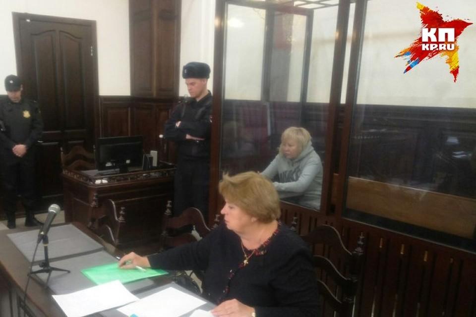 Танзилия Комкова заявила, что не собиралась уезжать из России