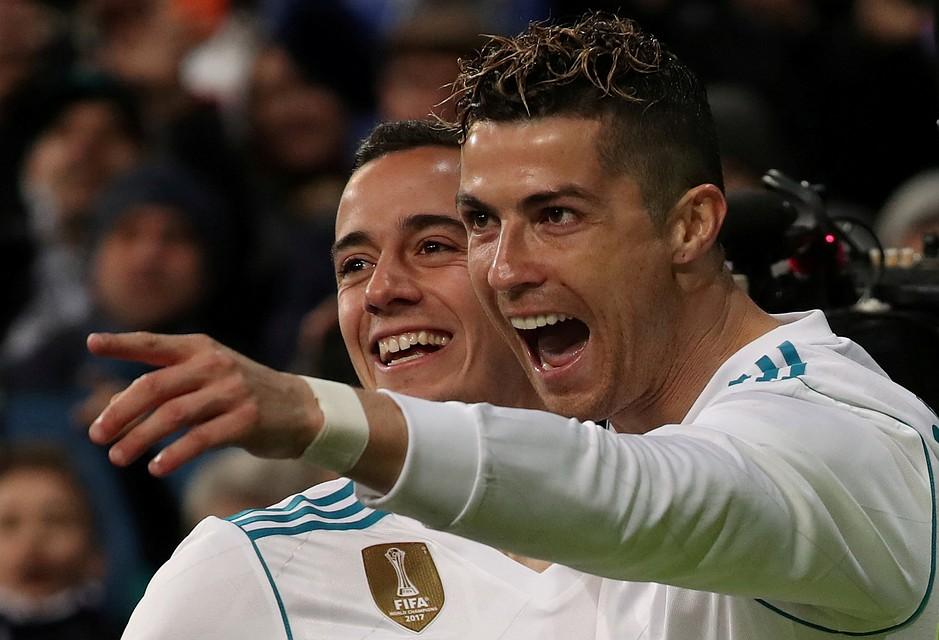 Ювентус реал мадрид статистика матча