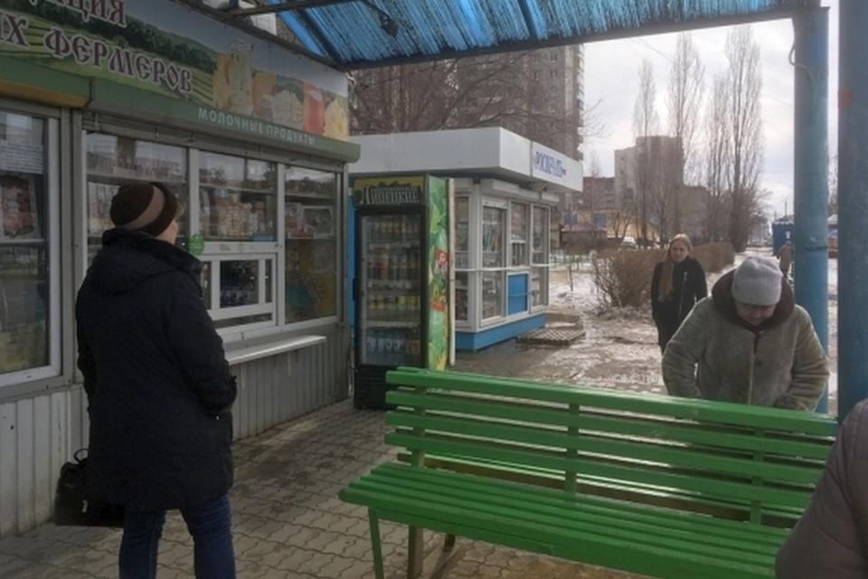 Депутатам Липецкого горсовета показали киоски, которые хочет убрать мэрия