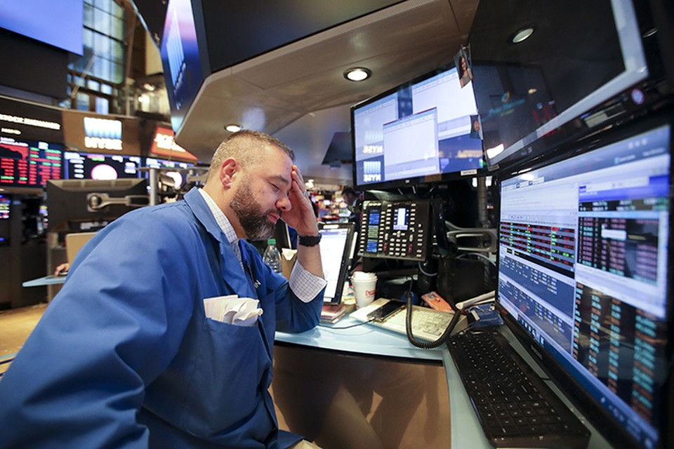 Российский фондовый рынок упал - 7 апреля обвалились акции не только перечисленных в санкционном списке структур, но даже Сбербанка