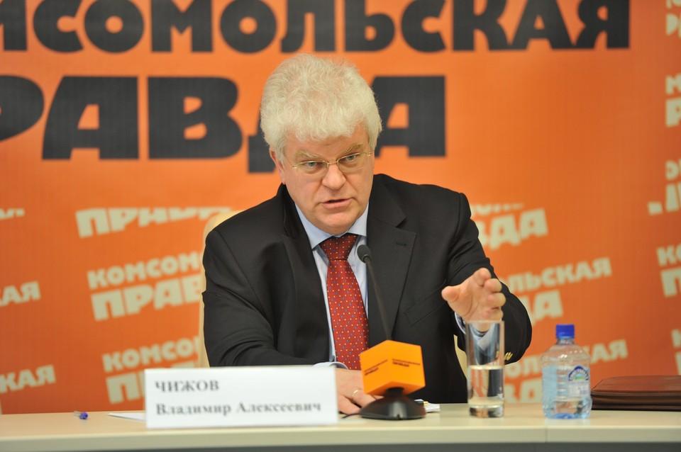 Постпред РФ при ООН Владимир Чижов