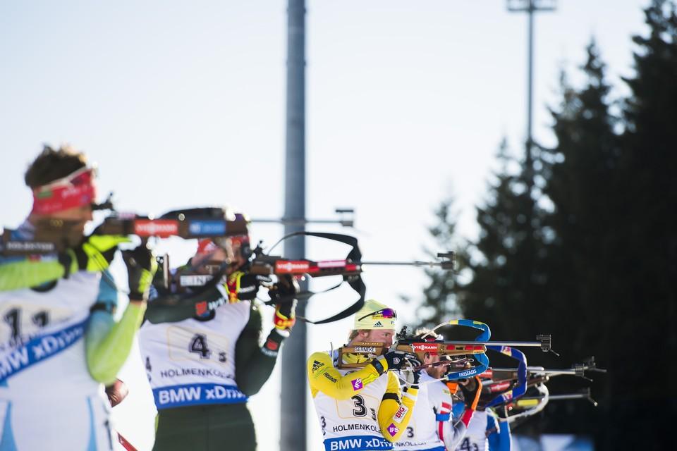 Обыски прошли в штаб-квартире Международного союза биатлонистов.