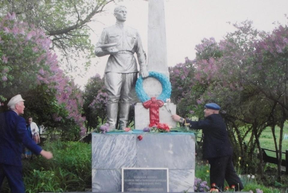 Братская могила советских танкистов 140-й бригады, погибших 12 января 1943 года, хранит останки 370 человек.