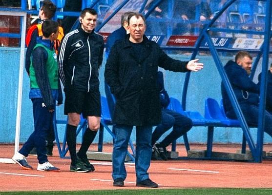«Ротор-Волгоград» сыграл вничью скурским «Авангардом»