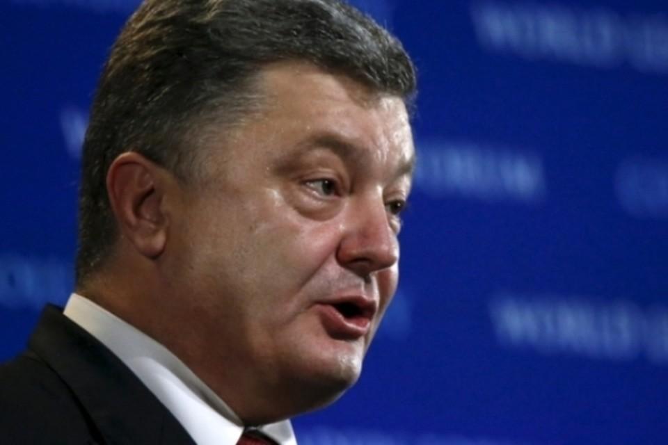 Петр Порошенко призвал лишить Россию права вето в Совете Безопасности ООН