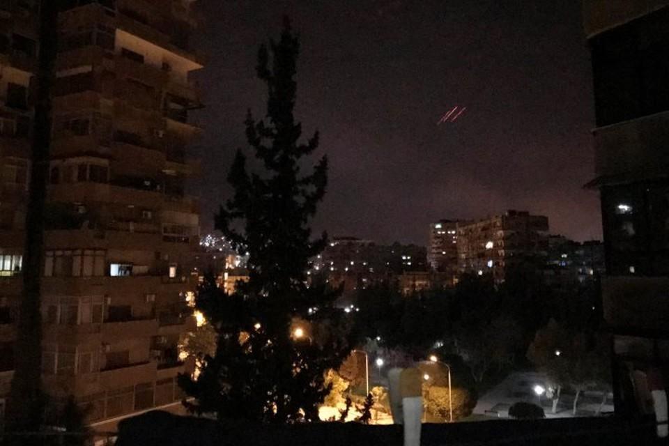 США, Великобритания и Франция начали военную операцию в Сирии