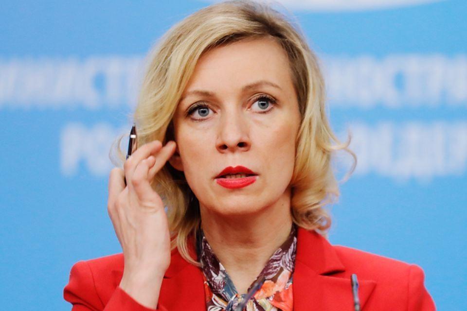 Официальный представитель МИД Мария Захарова. Фото: Михаил Джапаридзе/ТАСС