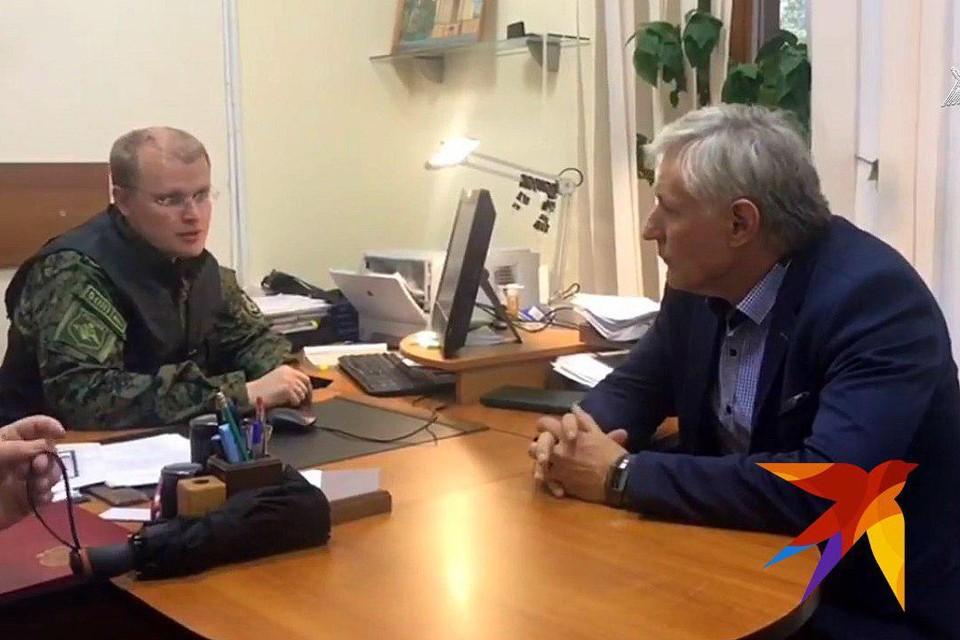 Юрий Паламарчук. Фото: следком РФ