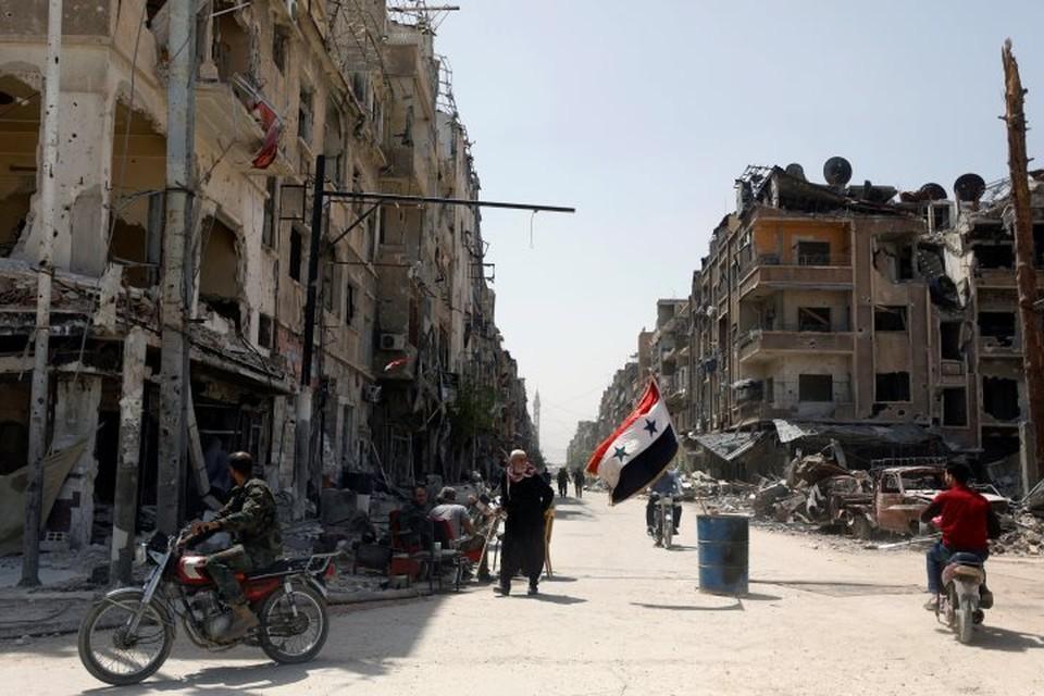 Эксперты ОЗХО посетили сирийскую Думу для сбора образцов