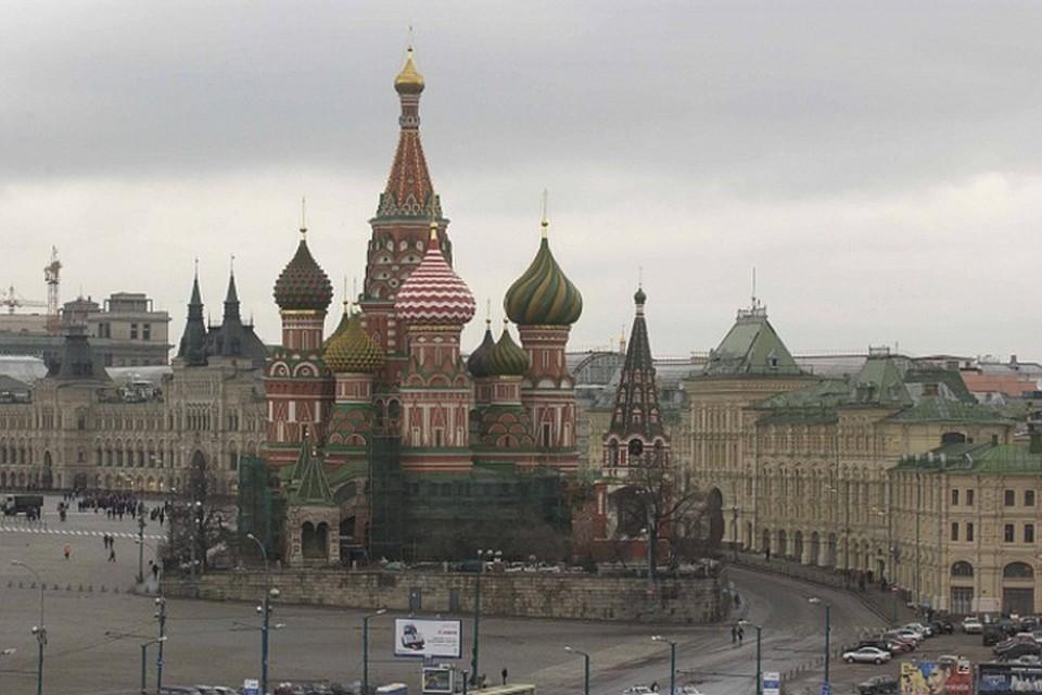 В Москве ожидают сильный ветер и дожди.