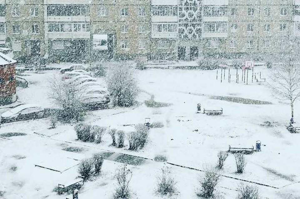 Тагильчане не понимают, где же весна