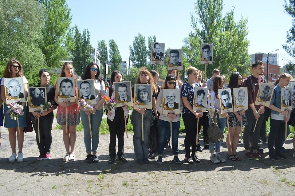 «Они не вернулись в редакции…» в Донецке почтили память ушедших навсегда журналистов