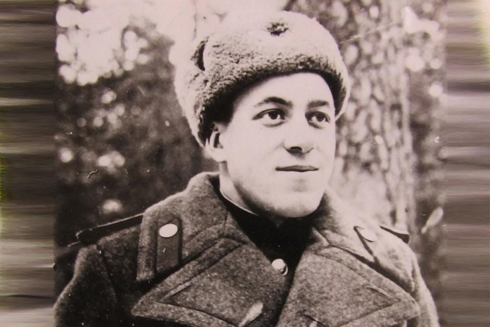 Войну врач Ветров закончил в звании капитана. Фото: личный архив