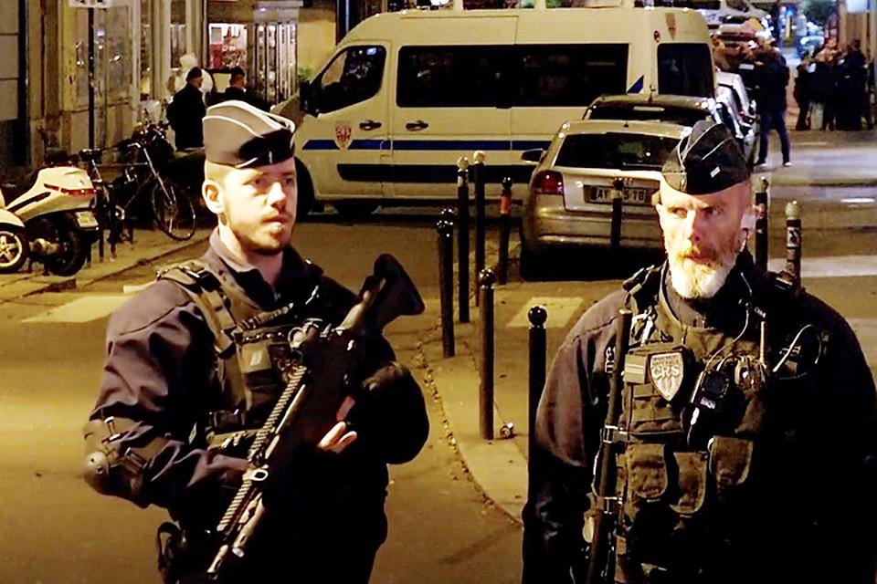 Бородача застрелила подоспевшая полиция