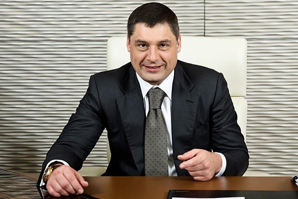 "Микаил Османович Шишханов. Фото предоставлено пресс-службой ""Бинбанка"""