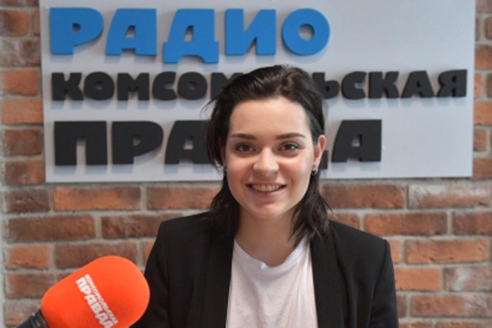 Олимпийская чемпионка Аделина Сотникова
