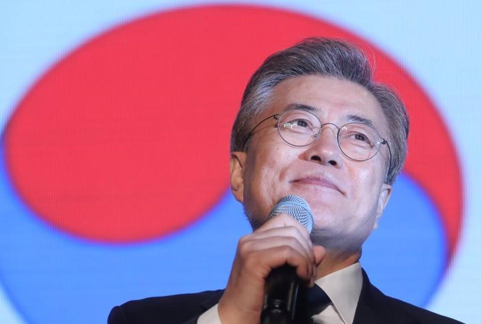Президент республики Корея Мун Чжэ Ин может стать третьей стороной на саммите США - КНДР