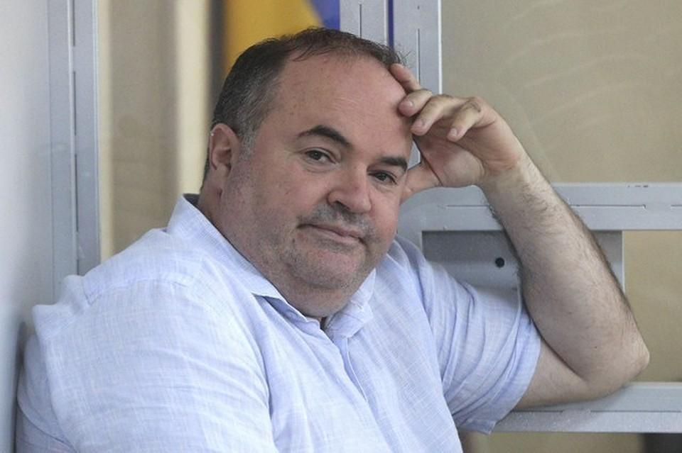 Предполагаемый организатор покушения на журналиста Борис Герман