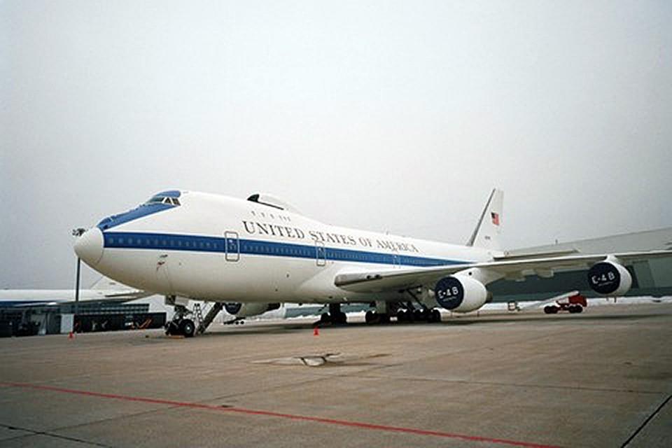 Boeing E-4B Nightwatch