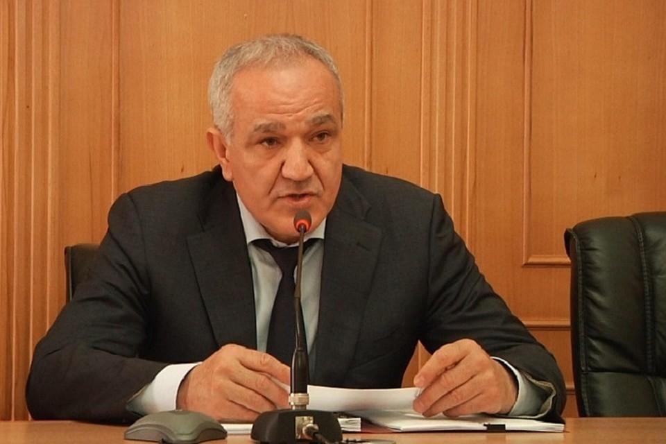 Абдурашид Магомедов. Фото: МВД Дагестана