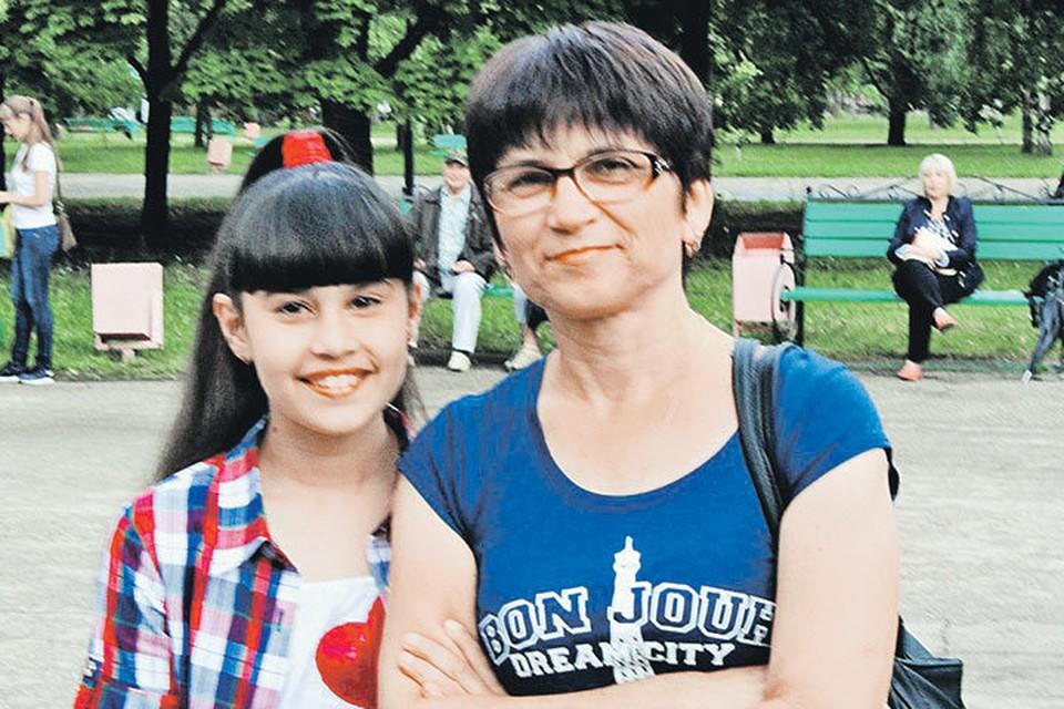 Своей настоящей мамой Диана считает Ирину Поник. Фото: Личный архив