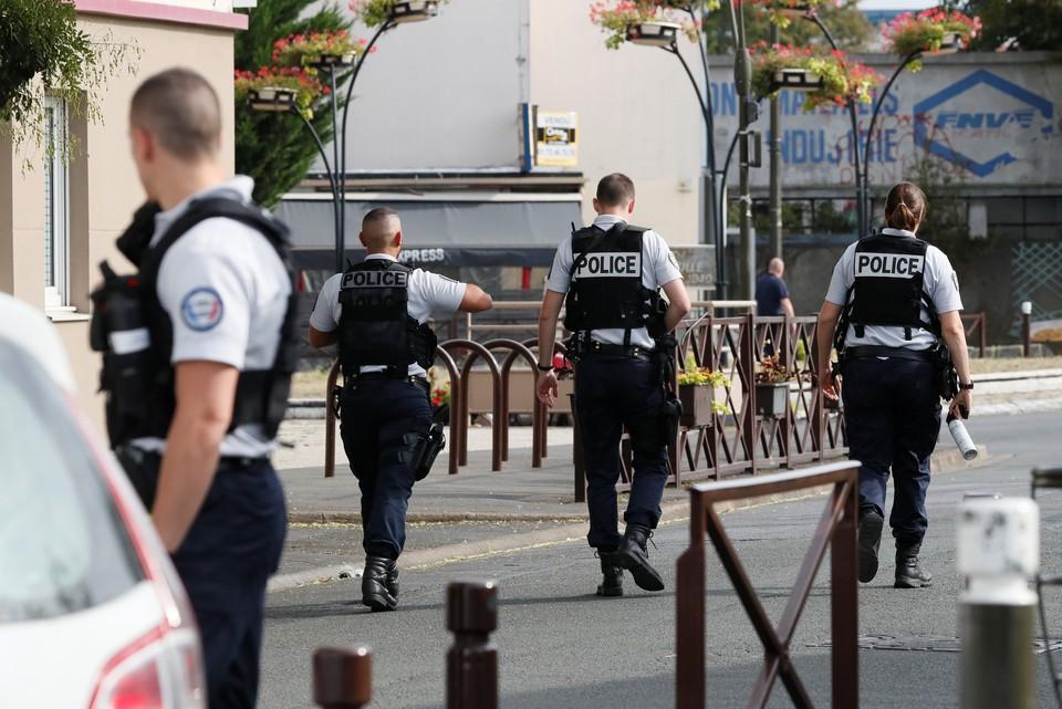 Заключенный захватил заложника в тюрьме на северо-востоке Франции