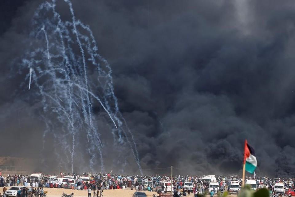 Обстановка на границе между сектором Газа и Израилем остается напряженной