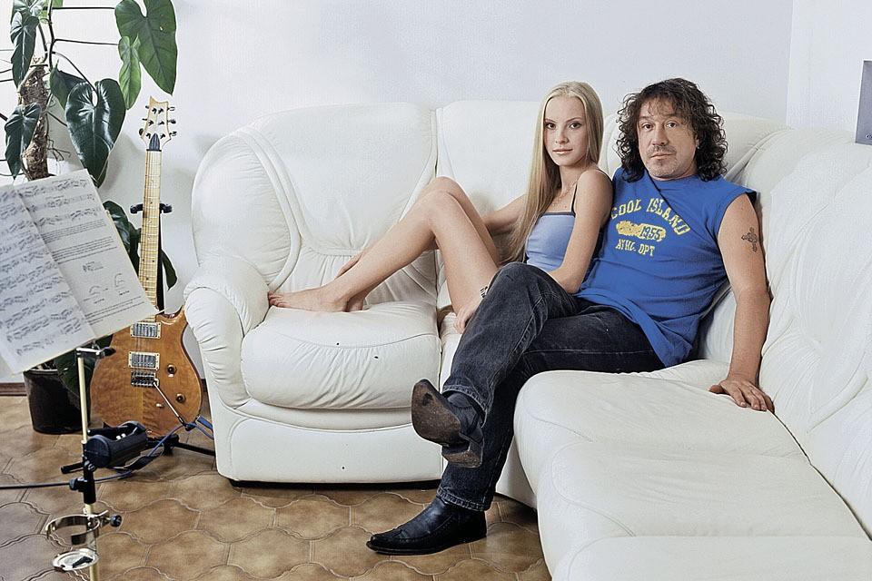 Владимир и Екатерина поженились в 2001 году, когда невесте исполнилось 18. Супруги прожили вместе 17 лет. Фото: Evguenii Matveev/Russian Look