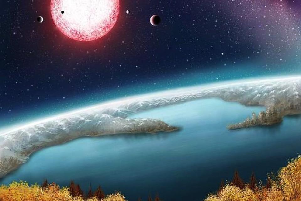 Ученые подтвердили: планету Kepler-186f можно считать «Второй Землей»