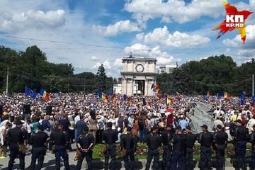 Протест в Кишинева 1 июля: Оппозиция готовит самую масштабную акцию за всю историю Молдовы, а полиция боится провокаций?