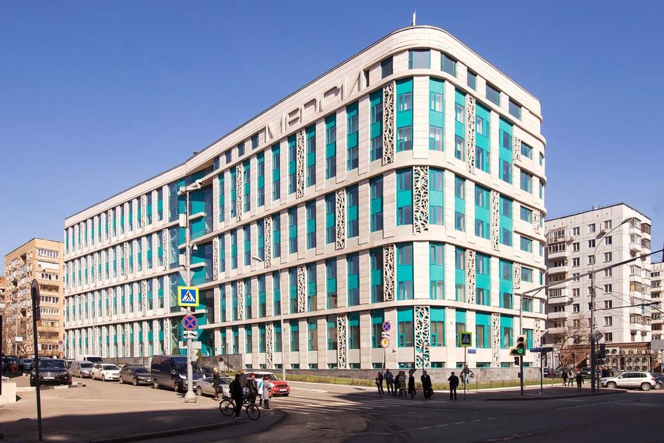 Центр травматологии, ортопедии и медицинской реабилитации КДЦ МЕДСИ на Красной Пресне.