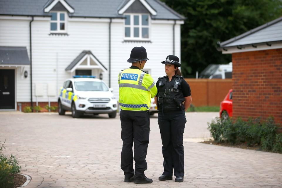 Новое отравление близ британского Солсбери расследует отдел по борьбе с терроризмом