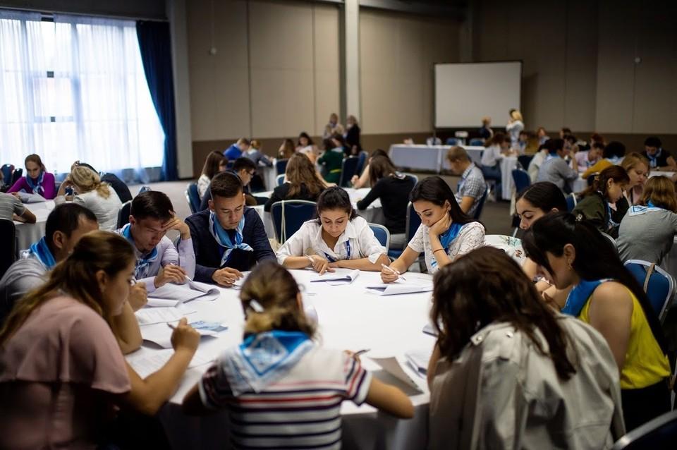 133 участника саммита проверили свои знания, пройдя тестовые задания специальной олимпиады.